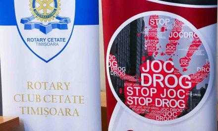 STOP JOC. STOP DROG a ajuns la ediția a 4-a