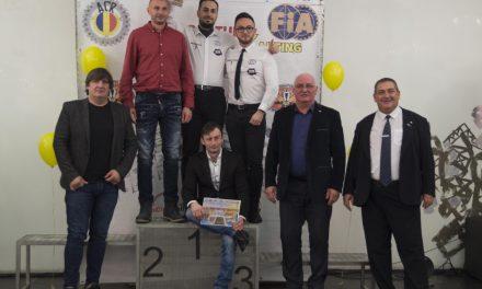 """VIDEO: Automobiliștii din Dumbrăvița au fost premiați la """"GALA CAMPIONILOR AUTOMOBILISM & KARTING TIMIȘ"""