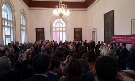 VIDEO: A fost inaugurată Camera de Diplomație Comercială cu Republica Serbia din Timișoara