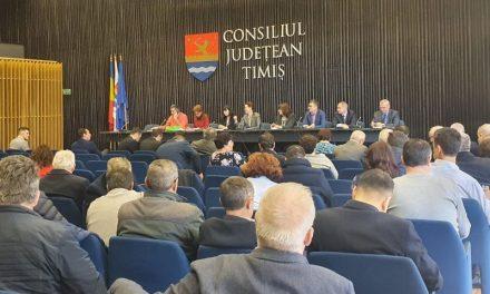 Prefectul județului Timiș a convocat primarii localităților timișene la o întâlnire de lucru!