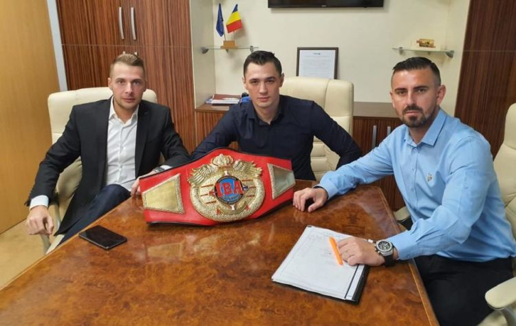 Schimbare de adversar! Flavius Biea va boxa cu un mexican în main event-ul galei de la Dumbrăviţa