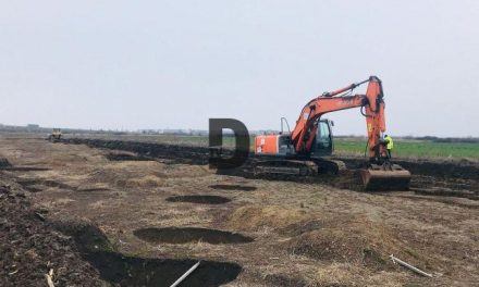 FOTO: Au început lucrările la CENTURA SUD