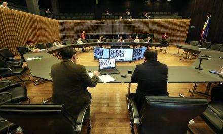 Premieră la CJ Timiș! Ședință a Consiliului desfășurată online