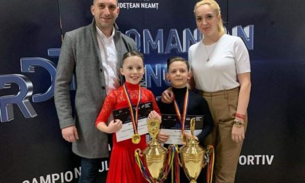 Doi sportivi de la MirtysDance au devenenit campioni naționali la Romanian Dance Festival 2020