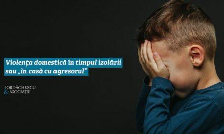 """""""În casă cu agresorul"""" – Ce spun avocații despre violența domestică în timpul izolării"""