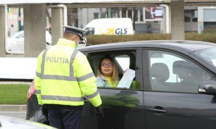 În cursul zilei de 20 aprilie, polițiștii timișeni au aplicat sancțiuni contravenționale în valoare de 168.775 lei