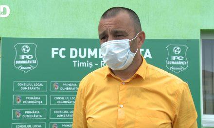 VIDEO: S-a decis! Ce se întâmplă cu secția de fotbal CSC Dumbrăvița
