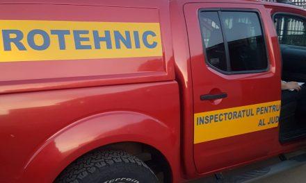 PERICOL DE EXPLOZIE în Dumbrăvița: O grenadă a fost descoperită pe o stradă de lângă Nordic Residence Park