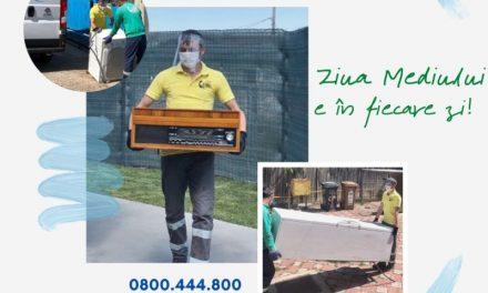 RoRec a reluat Serviciul Național de Colectare a deșeurilor electrice!