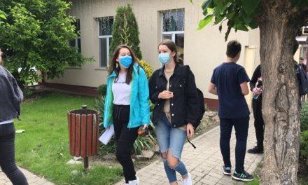VIDEO: A început Examenul de Evaluare Națională, la Școala Gimnazială din Dumbrăvița