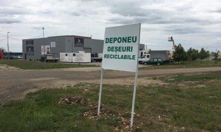 VIDEO: Ziua Mondială a Mediului Înconjurător – De astăzi Dumbrăvița are Deponeu de Deșeuri Reciclabile