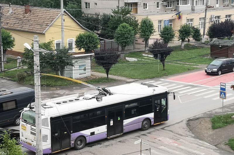 Societatea de Transport Public Timişoara: Traseu modificat pentru linia M14