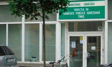 Direcția de Sănătate Publică Timiș: A fost stins un focar din Dumbrăvița