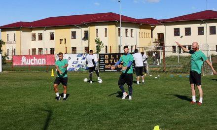 """VIDEO: CSC Dumbrăvița în semicantonament – """"Mizăm pe jucători cu foame de fotbal și de performanță"""""""