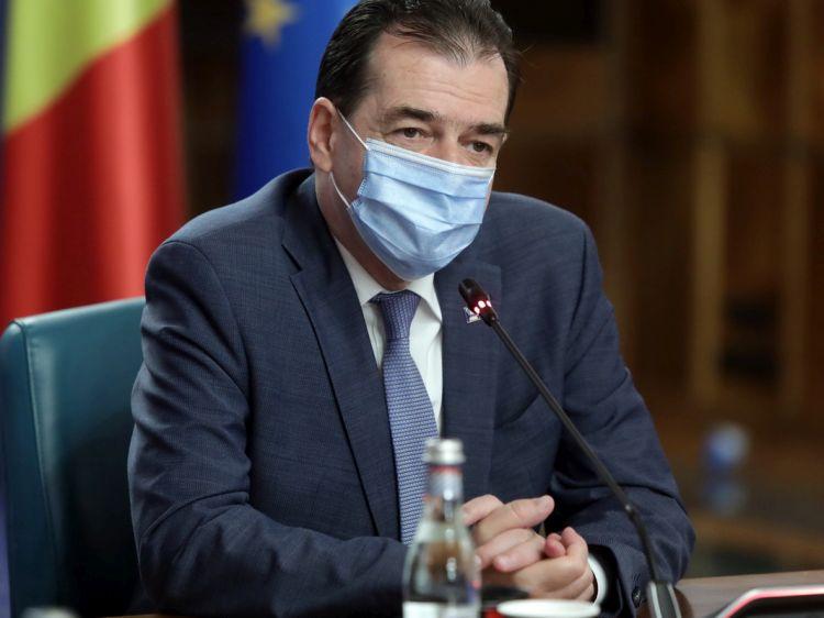 Guvernul Orban va aproba legea privind instituirea unor măsuri în domeniul sănătății în situații de risc epidemiologic