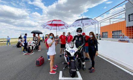 VN Motorsport Racing Team pe podium în primele două etape ale Campionatului Național de Motociclism Viteză