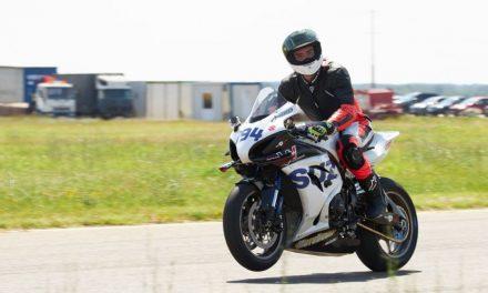 V. Neaga și-a consolidat poziția în Campionatul MotoRC