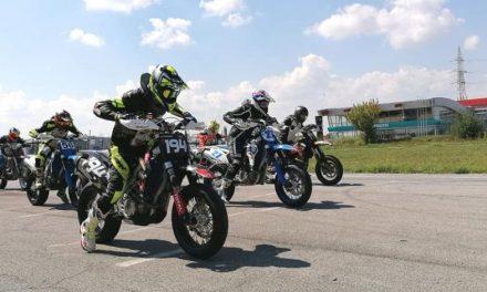 Ex-dumbrăvițeanul Vlad Neaga campion la Supermoto! Victorie dedicată fanilor motociclismului!