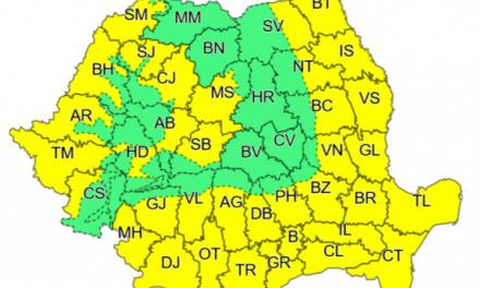 ATENȚIONARE METEOROLOGICĂ: Cod galben de caniculă și disconfort termic în Timiș