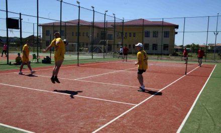 VIDEO: Dumbrăvița a găzduit o etapă din Campionatul României la Tenis cu Piciorul!