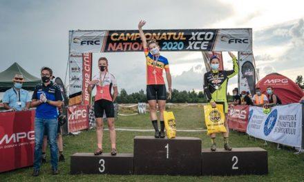 FOTO: Cicliștii din Dumbrăvița s-au întors cu medalii de la campionatele naționale!