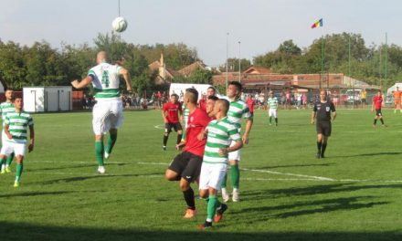 CSC Dumbrăvița a câștigat cu 3-0 prima etapă din Liga 3