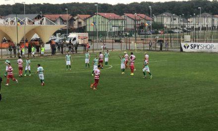 CSC Dumbrăvița a învins împotriva celor de la Gloria Lunca Teuz Cermei, cu 9-1