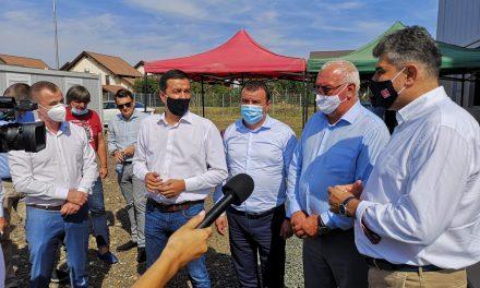 VIDEO: Liderii Partidului Social Democrat au vizitat noile investiții din Dumbrăvița