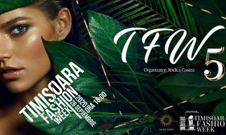 În 26 septembrie, va avea loc a V-a ediție a evenimentului Timișoara Fashion Week