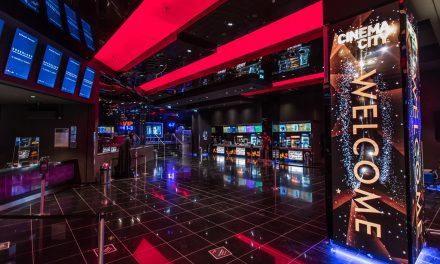 FOTO: Cinema City din Iulius Town s-a extins și are dotări de ultimă generație