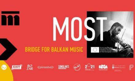 Prima ediție a cursului Balkan Music Export, găzduită online de Timișoara 2023