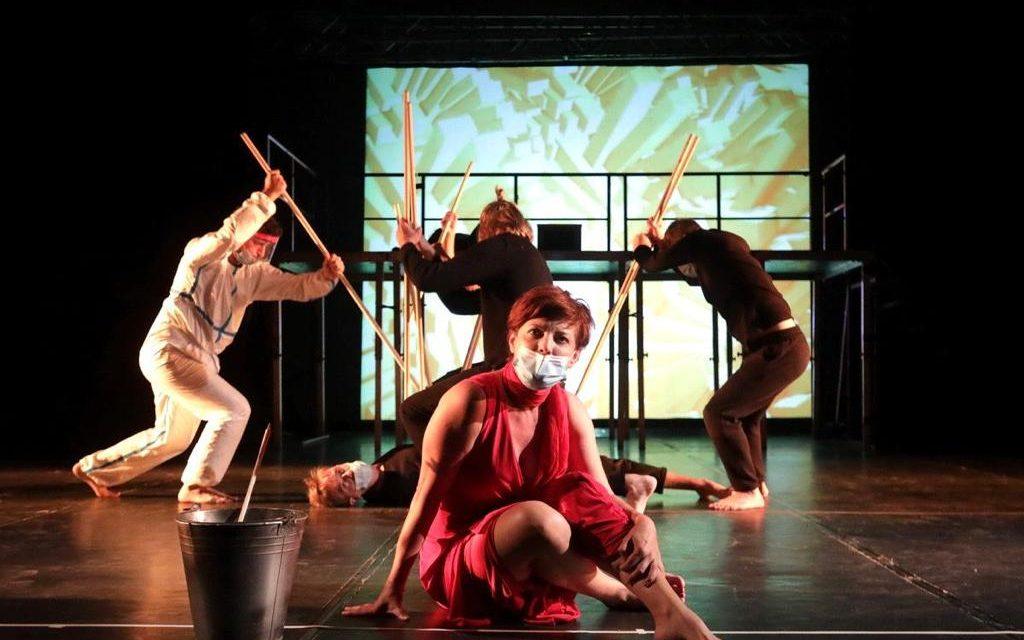 Primul spectacol conceput și realizat în contextul pandemiei la Teatrul Național din Timișoara