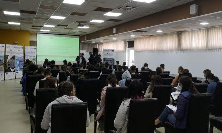 Elevii Școlii Gimnaziale din Dumbrăvița au participat la un eveniment despre conștientizarea consumului responsabil de apă
