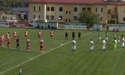 VIDEO: Dumbrăvița-Lipova 1:2 – Înfrângere în superioritate pe Arena Ștefan Dobay
