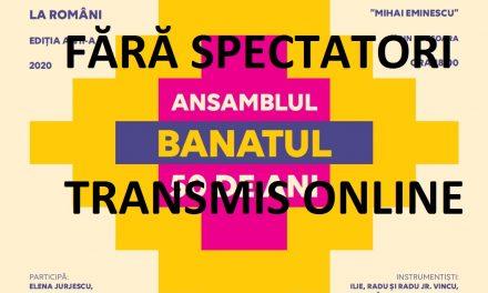 "Festivalul Național ""Tradiții la români"" va fi transmis online"