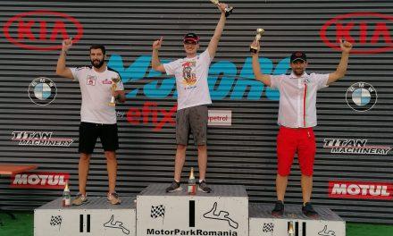 Vlad Neaga a primit titlul de campion MotoRC 2020