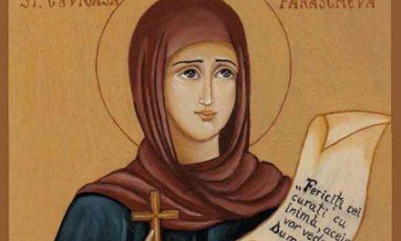 Sfânta Parascheva a fost sărbătorită diferit în acest an
