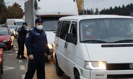 Masca este obligatorie în tot județul Timiș, iar circulația pe timp de noapte este interzisă