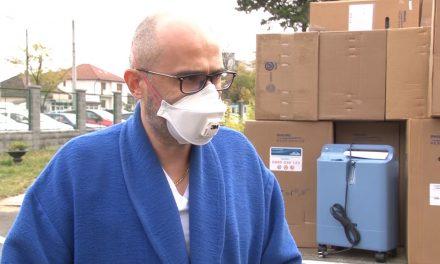 """Spitalul """"Victor Babeş"""" din Timişoara va avea o morgă mobilă pentru decedații de COVID-19"""