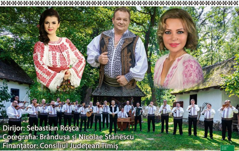 """""""Gândul bun de sărbătoare"""" – Spectacol folcloric online organizat de CCAJT"""