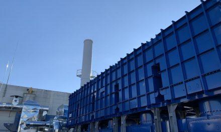 Poluatorii de lângă Dumbrăvița instalează un nou sistem pentru tratarea mirosului
