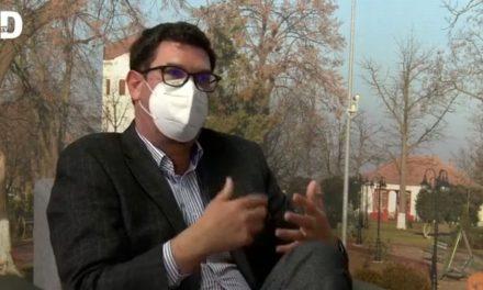 VIDEO: Primarul Dumbrăviței, Horia Bugarin, la o lună de la preluarea mandatului