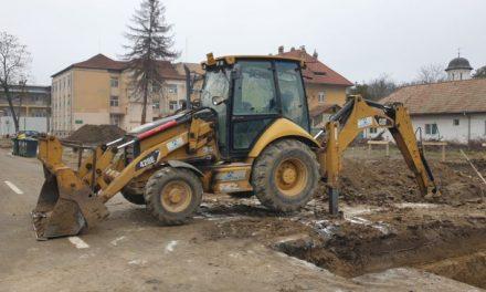 """A început construirea noului ansamblu de clădiri de la Spitalul de Boli Infecțioase """"Victor Babeș"""" Timișoara"""