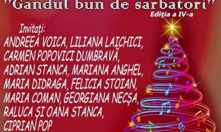 Sărbătorile de iarnă, celebrate la Centrul de Cultură și Artă al Județului Timiș