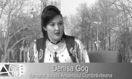 IN MEMORIAM – Denisa Gog