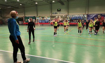 FOTO: AHCS Cîtu Timișoara aproape de afilierea la CSC – Jumătate dintre jucătoare sunt din Dumbrăvița!