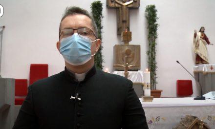 Preotul romano-catolic din Dumbrăvița ne-a vorbit despre sfințirea caselor în 2021