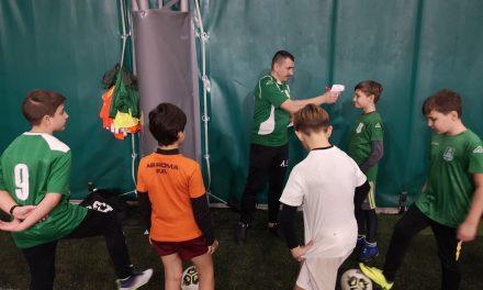 VIDEO: Cum se antrenează în carantină micii fotbaliști de la CSC Dumbrăvița – Declarații Adrian Scrob