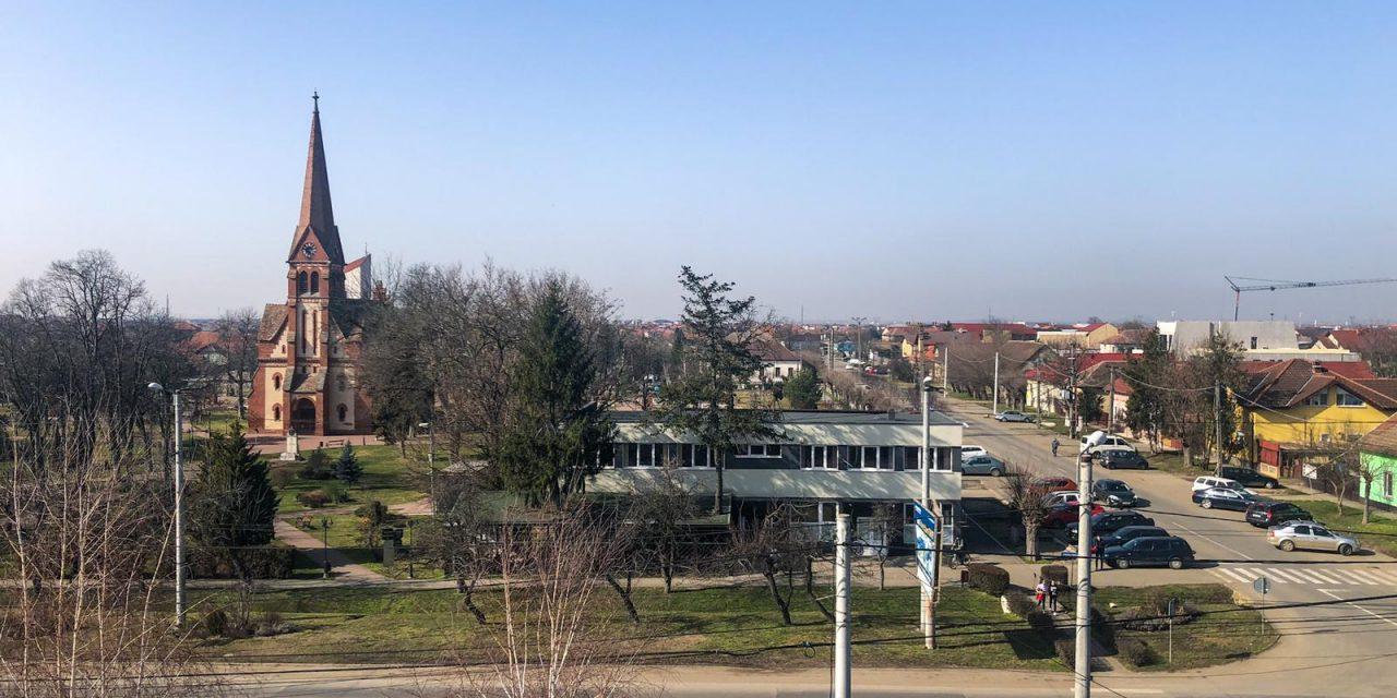 COVID-19 în Dumbrăvița: Rata de infectare a ajuns la 9/1000 de locuitori