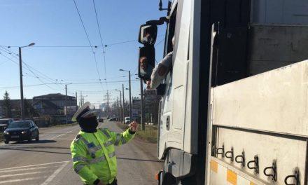 VIDEO: Poliția Locală Dumbrăvița și CJ Timiș verifică tiriștii de pe DJ 691: Zeci de avertismente și  amenzi în doar câteva ore